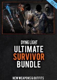 Dying Light - Ultimate Survivor Bundle DLC PC cheap key to download