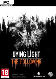 Dying Light: The Following Enhanced Edition PC clé pas cher à télécharger