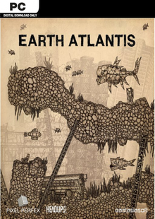 Earth Atlantis PC billig Schlüssel zum Download
