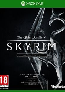 Elder Scrolls V 5 Skyrim Special Edition Xbox One (UK) billig Schlüssel zum Download