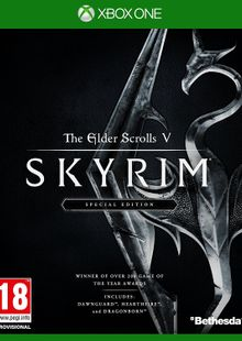 Elder Scrolls V 5 Skyrim Special Edition Xbox One (UK) cheap key to download