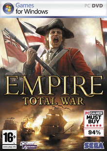Empire: Total War (PC) cheap key to download