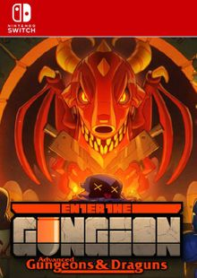 Enter the Gungeon Switch clé pas cher à télécharger