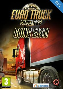 Euro Truck Simulator 2 - Going East DLC PC cheap key to download
