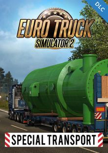 Euro Truck Simulator 2 - Special Transport DLC PC billig Schlüssel zum Download