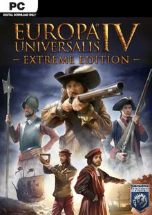 Europa Universalis IV 4 Extreme Edition PC cheap key to download