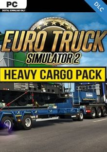 Euro Truck Simulator 2 - Heavy Cargo Pack PC billig Schlüssel zum Download