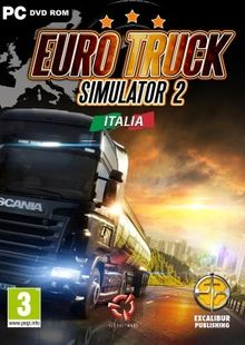 Euro Truck Simulator 2 PC Italia DLC billig Schlüssel zum Download