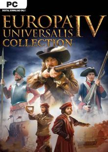Europa Universalis IV: Collection PC cheap key to download