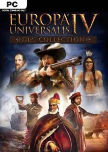 Europa Universalis IV - DLC Collection PC cheap key to download