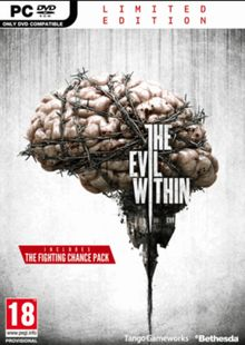 The Evil Within Limited Edition PC cheap key to download