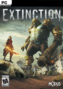 Extinction PC billig Schlüssel zum Download