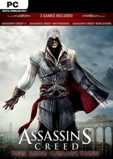 Assassin's Creed The Ezio Collection PC clé pas cher à télécharger