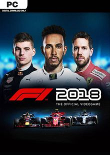 F1 2018 PC cheap key to download