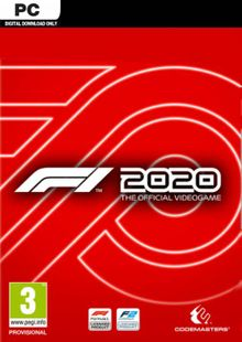 F1 2020 PC cheap key to download
