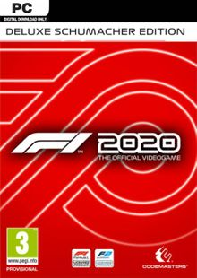 F1 2020 Schumacher Edition PC cheap key to download