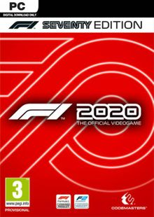 F1 2020 Seventy Edition PC cheap key to download
