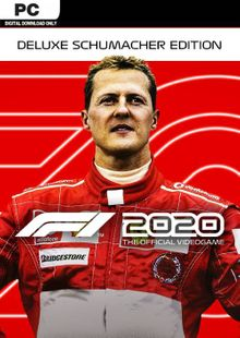 F1 2020 Deluxe Schumacher Edition PC billig Schlüssel zum Download