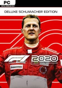 F1 2020 Deluxe Schumacher Edition PC cheap key to download