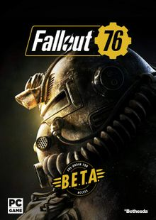 Fallout 76 PC inc BETA cheap key to download