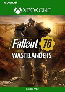 Fallout 76 Wastelanders Xbox One (UK) billig Schlüssel zum Download