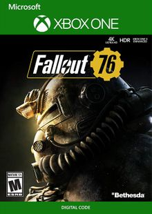 Fallout 76 Xbox One cheap key to download
