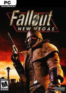 Fallout: New Vegas (PC) cheap key to download