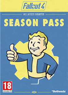 Fallout 4 Season Pass PC billig Schlüssel zum Download