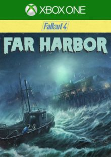 Fallout 4 Far Harbor (Xbox One) cheap key to download