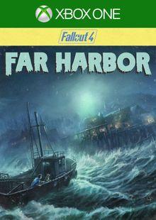 Fallout 4 Far Harbor (Xbox One) clé pas cher à télécharger