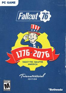 Fallout 76 Tricentennial Edition PC (EMEA) cheap key to download
