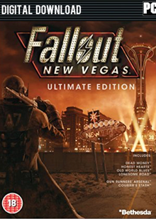 Fallout: New Vegas Ultimate Edition PC billig Schlüssel zum Download