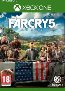 Far Cry 5 Xbox One (UK) cheap key to download