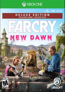 Far Cry New Dawn - Deluxe Edition Xbox One cheap key to download