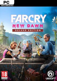 Far Cry New Dawn - Deluxe Edition PC cheap key to download