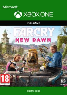 Far Cry New Dawn Xbox One cheap key to download