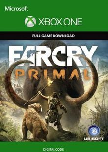 Far Cry Primal Xbox One (UK) cheap key to download