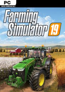 Farming Simulator 19 PC billig Schlüssel zum Download