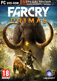 Far Cry Primal Special Edition PC cheap key to download