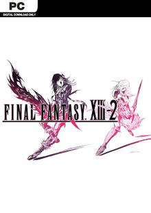 Final Fantasy XIII 13 - 2 PC cheap key to download