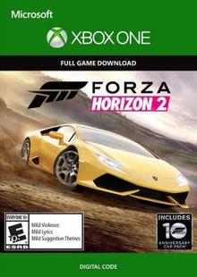 Forza Horizon 2 - 10th Anniversary Edition Xbox One clé pas cher à télécharger