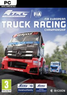 FIA European Truck Racing Championship PC cheap key to download