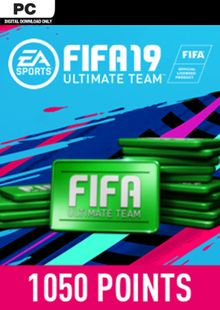 FIFA 19 - 1050 FUT Points PC cheap key to download