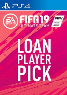 FIFA 19 Ultimate Team Loan Player Pick PS4 cheap key to download
