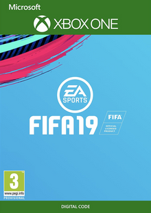 Fifa 19 Xbox One cheap key to download