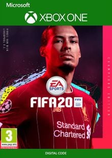 FIFA 20: Champions Edition Xbox One billig Schlüssel zum Download