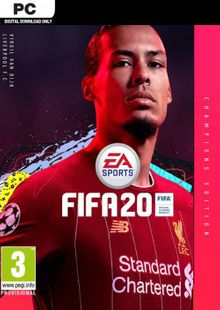 FIFA 20: Champions Edition PC cheap key to download