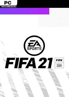 FIFA 21 PC cheap key to download