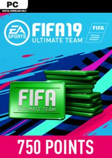FIFA 19 - 750 FUT Points PC cheap key to download