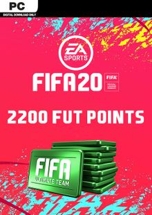 FIFA 20 Ultimate Team - 2200 FIFA Points PC cheap key to download